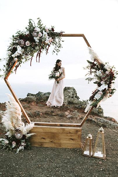 Wedding Elopment Planning Santorini