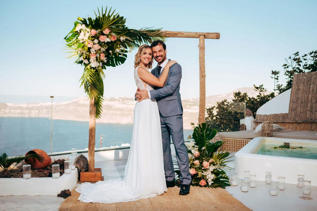 Wedding planner Greece Santorini